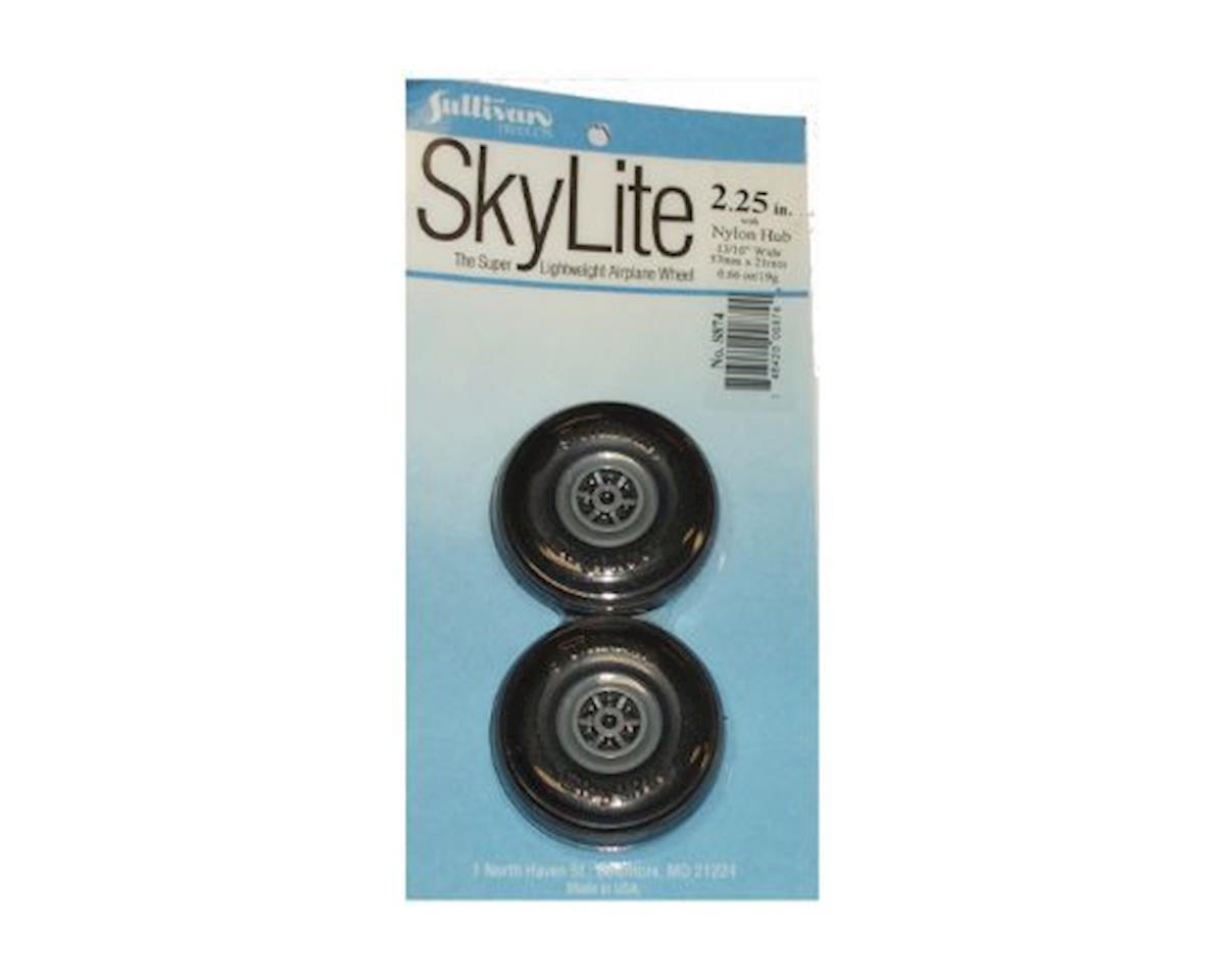 Skylite Wheels w/Treads,2-1/4 by Sullivan
