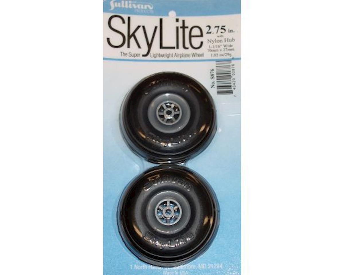 """Sullivan Skylite Wheels w/Treads,2-3/4"""""""