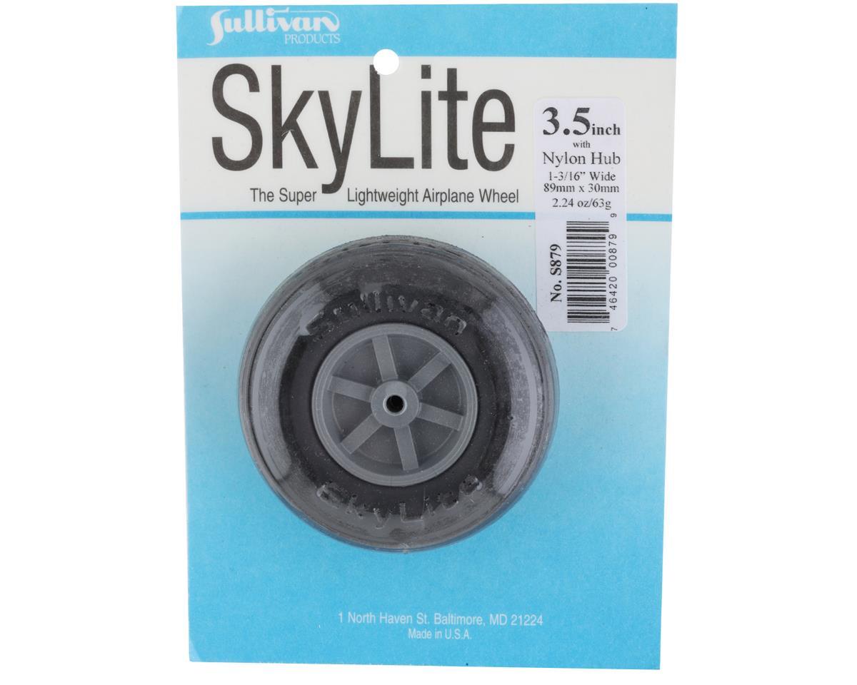 """Skylite Wheel w/Treads,3-1/2"""" by Sullivan"""