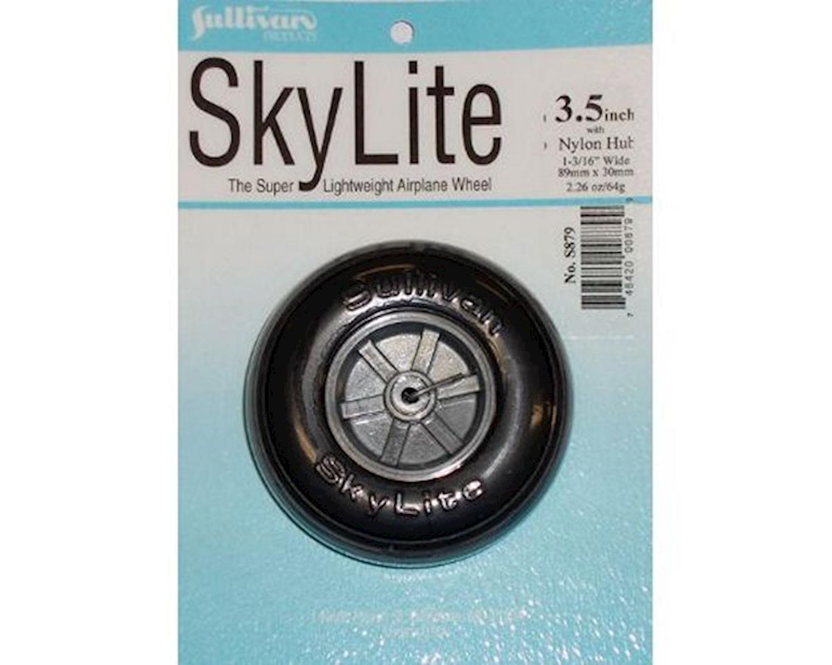 "Sullivan Skylite Wheel w/Treads,3-1/2"""