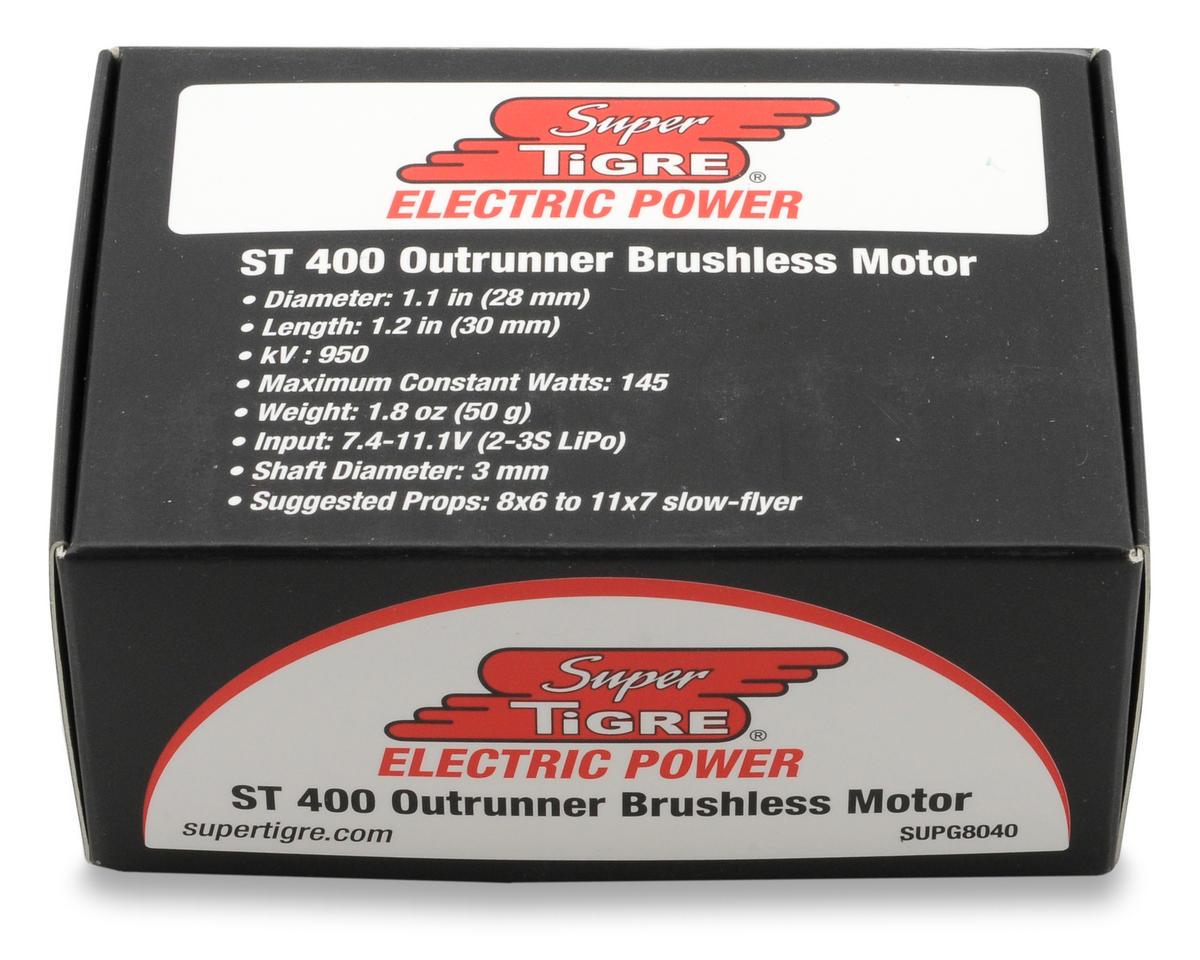 SuperTigre ST 400 Outrunner Brushless Motor (950kV)