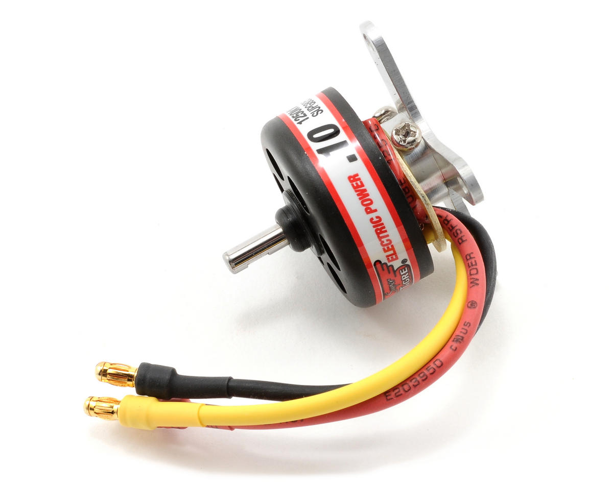 SuperTigre .10 Outrunner Brushless Motor