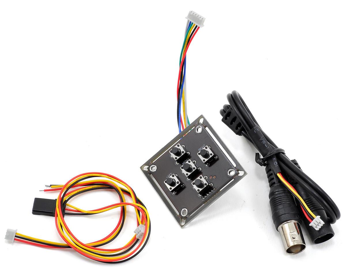 Surveilzone Sony Super HAD CCD 600TVL FPV IR Sensitive Camera w/2.8mm Lens