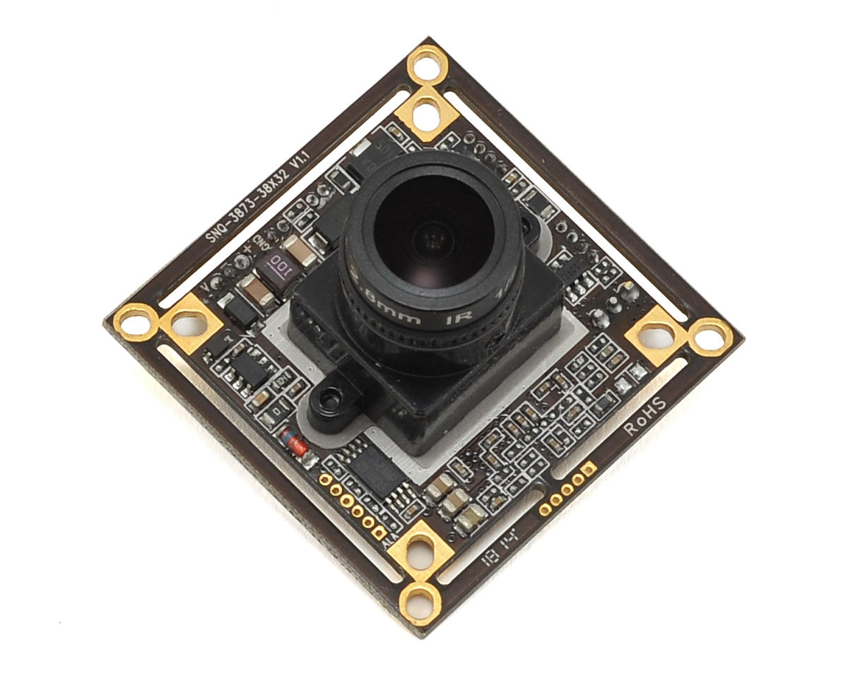 Surveilzone 1000TVL 720P Ultra Wide Dynamic Range FPV Camera w/OSD