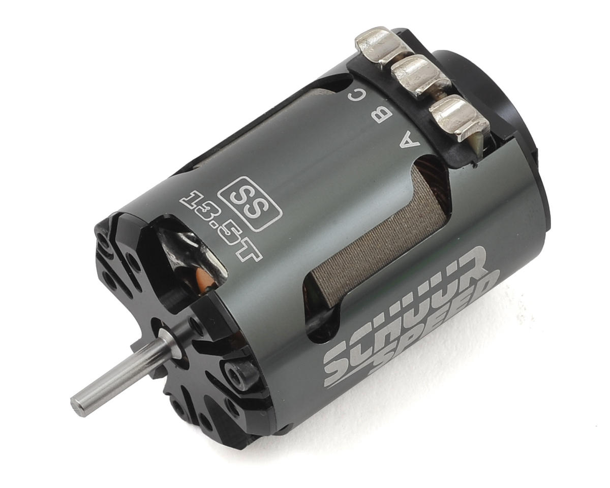 Extreme 1S Short Stack SPEC V3 Brushless Motor (13.5T) by SchuurSpeed