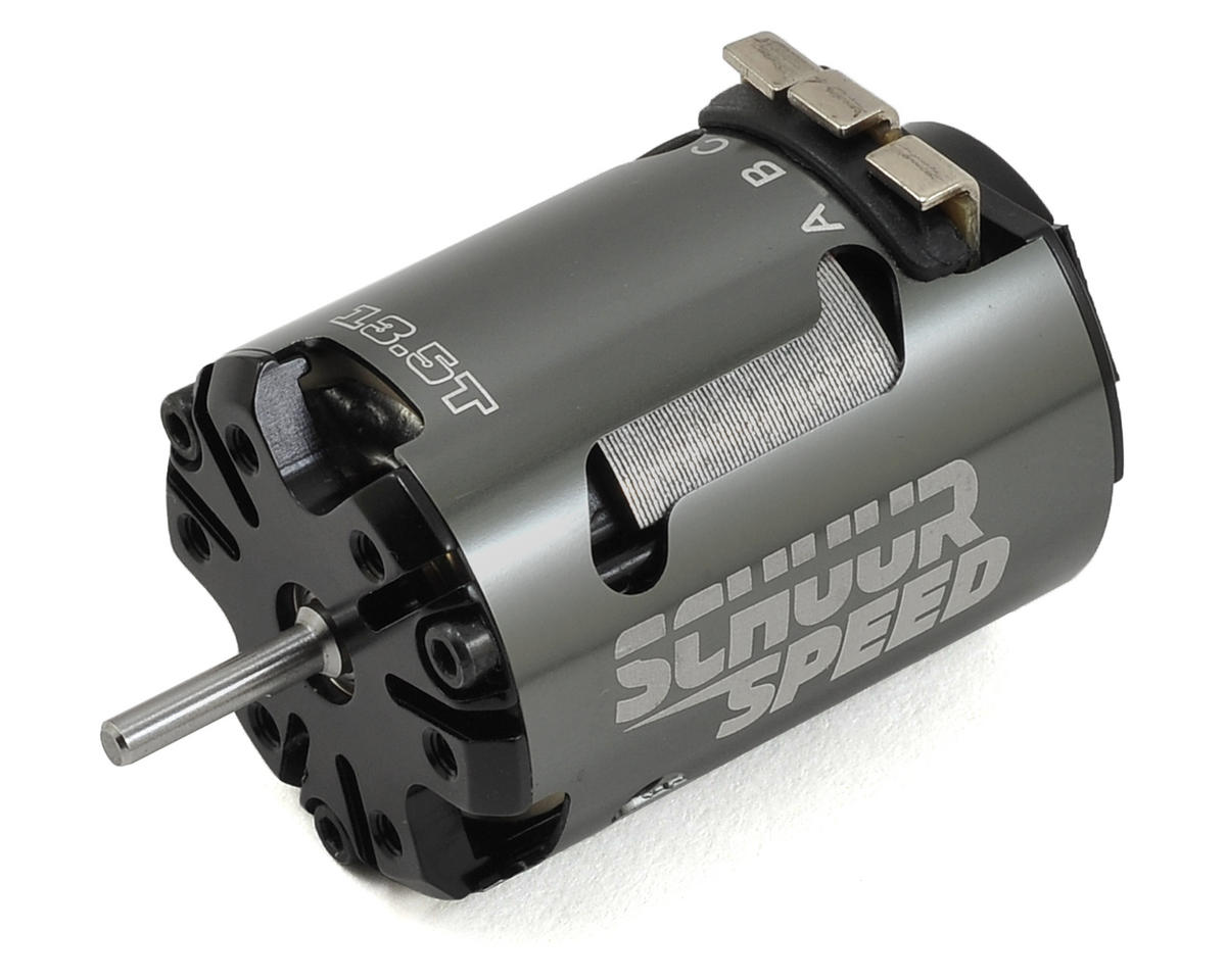 SchuurSpeed Extreme SPEC 13.5T Brushless Motor