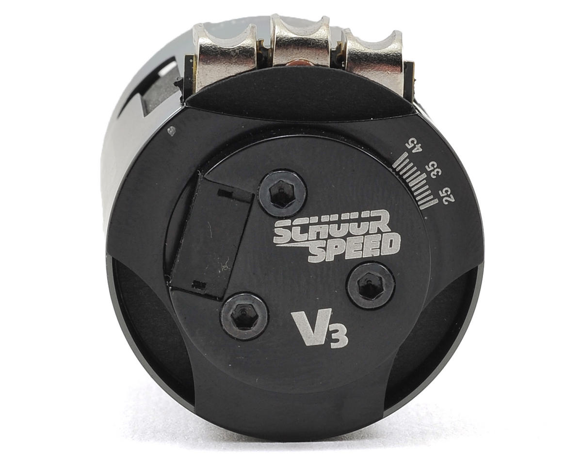 SchuurSpeed Extreme SPEC V3 Brushless Motor (17.5T)