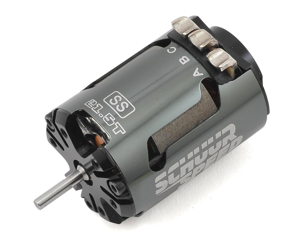 SchuurSpeed Extreme 1S Short Stack SPEC V3 Brushless Motor (21.5T)
