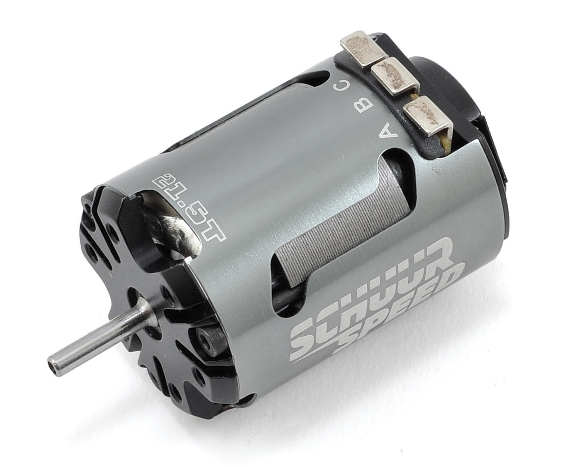SchuurSpeed Extreme SPEC 21.5T Brushless Motor