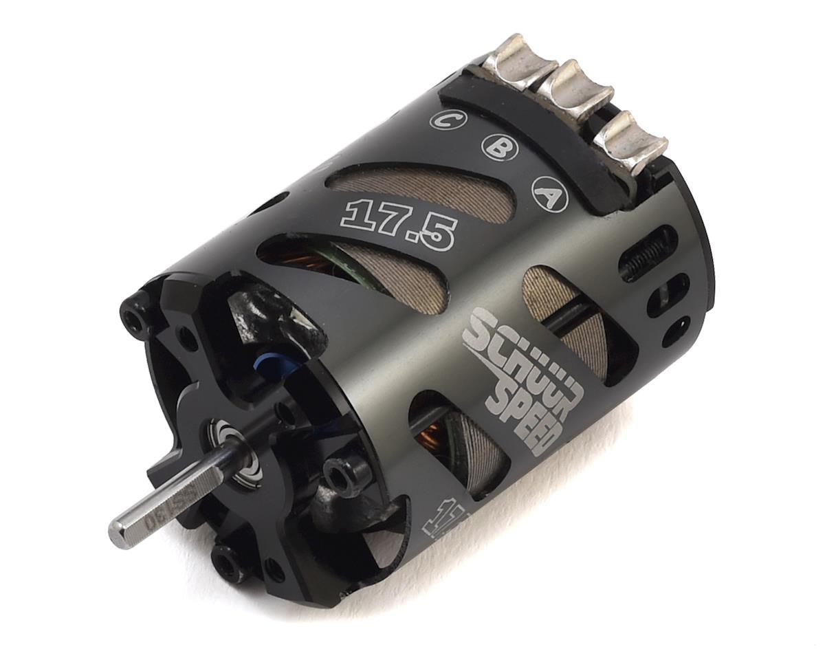 SchuurSpeed Xtreme SPEC V4 Short Stack Brushless Motor (17.5T)