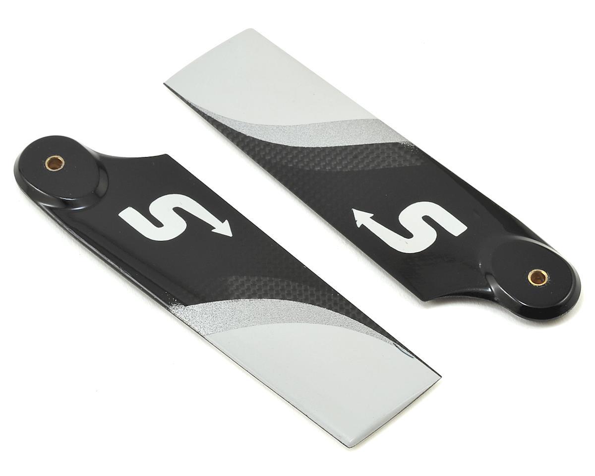 Switch Blades 95mm Premium Carbon Fiber Tail Rotor Blade Set (B-Surface)