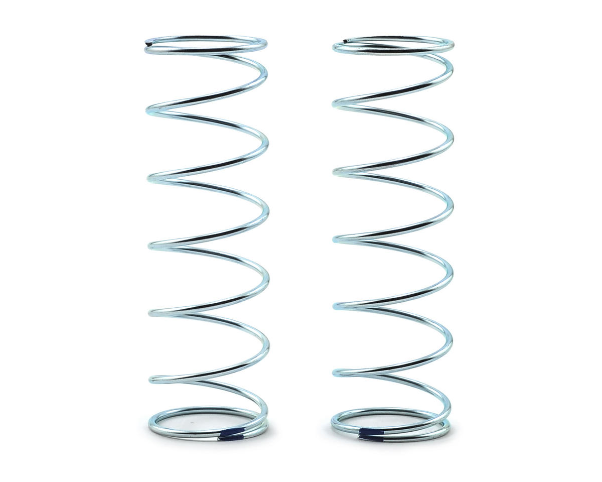 "S350 ""C-1"" Competition Shock Spring Set (75x1.5x7.75mm) (Sky Blue) by SWorkz"