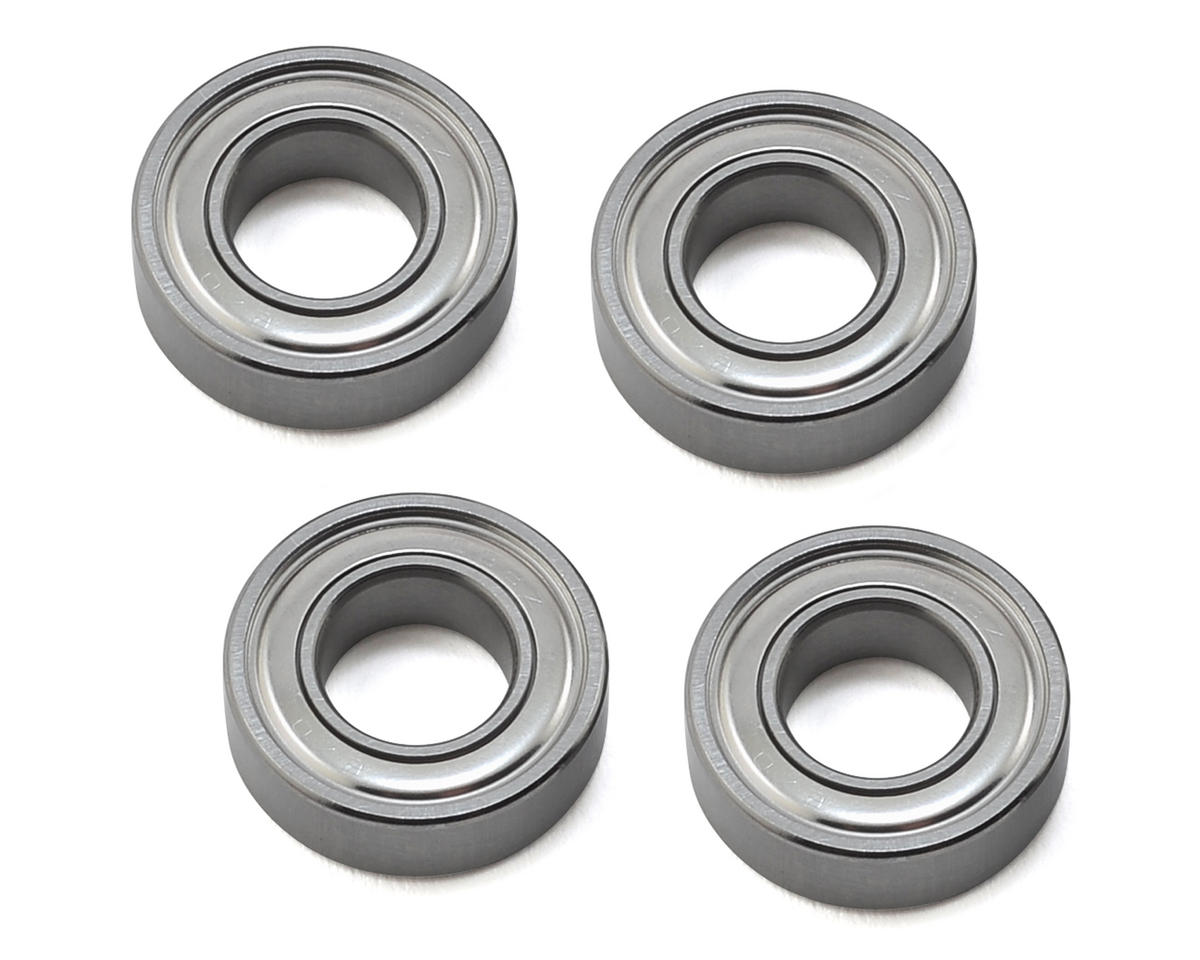 SWorkz 8x16x5mm Competition Ball Bearing (4) (Metal Case/Japan)