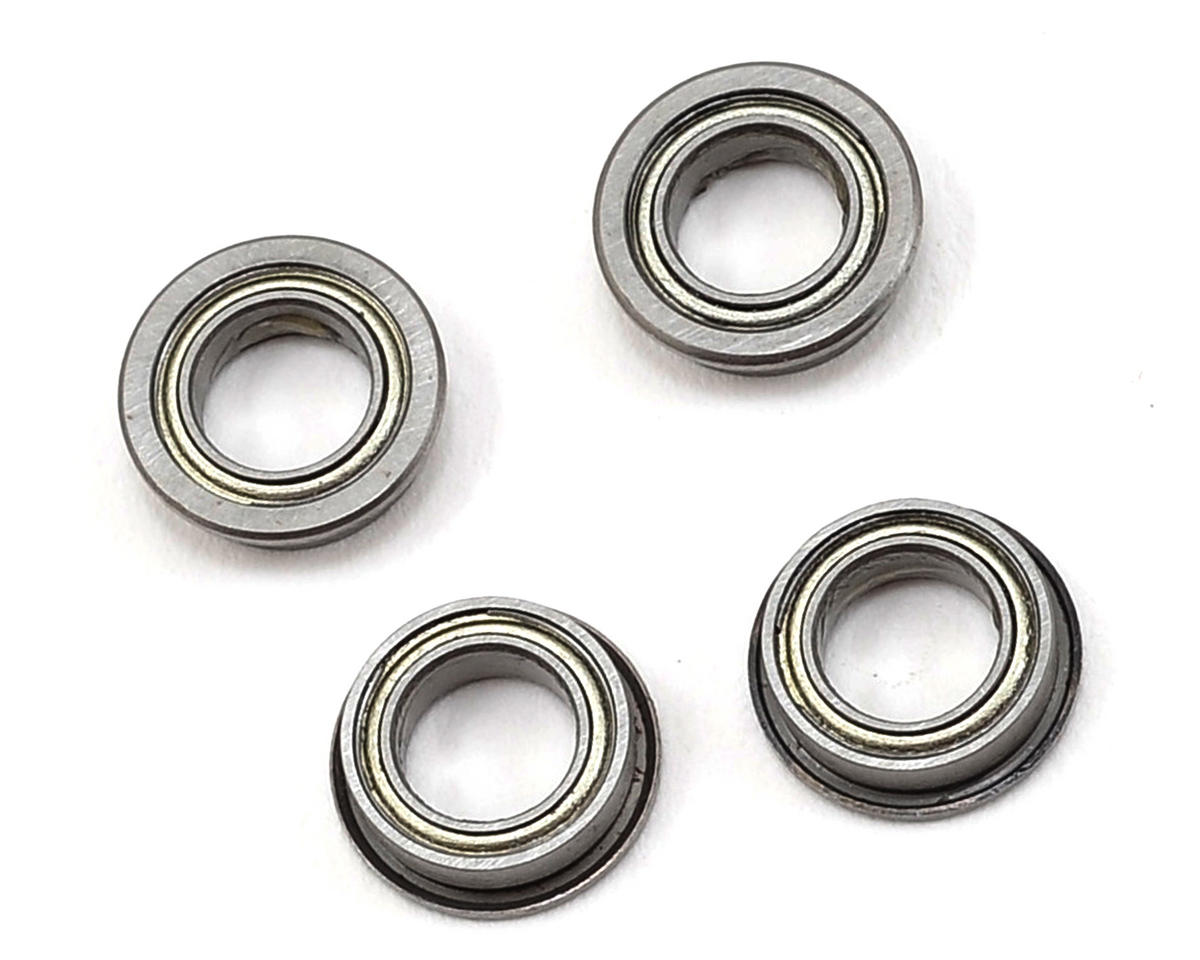 5x8x2.5mm Flanged Ball Bearing (4) by SWorkz