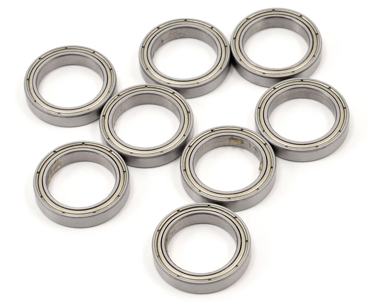 SWorkz 15x21x4mm Ball Bearing (8) (S-Workz S350 BK1 EVO)