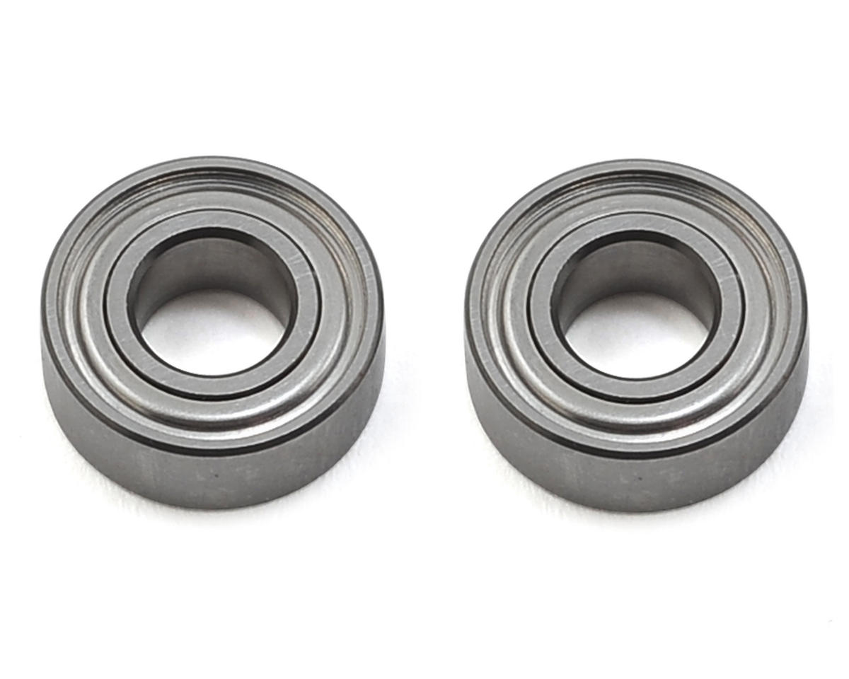 5x11x4mm Competition Ball Bearing (2) (Metal Case/Japan) by SWorkz