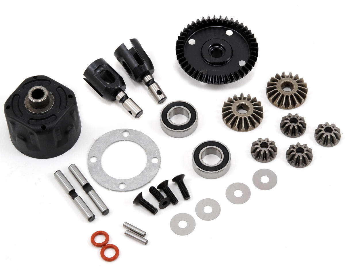 SWorkz S350 EVO Series F/R Differential Set (43T)