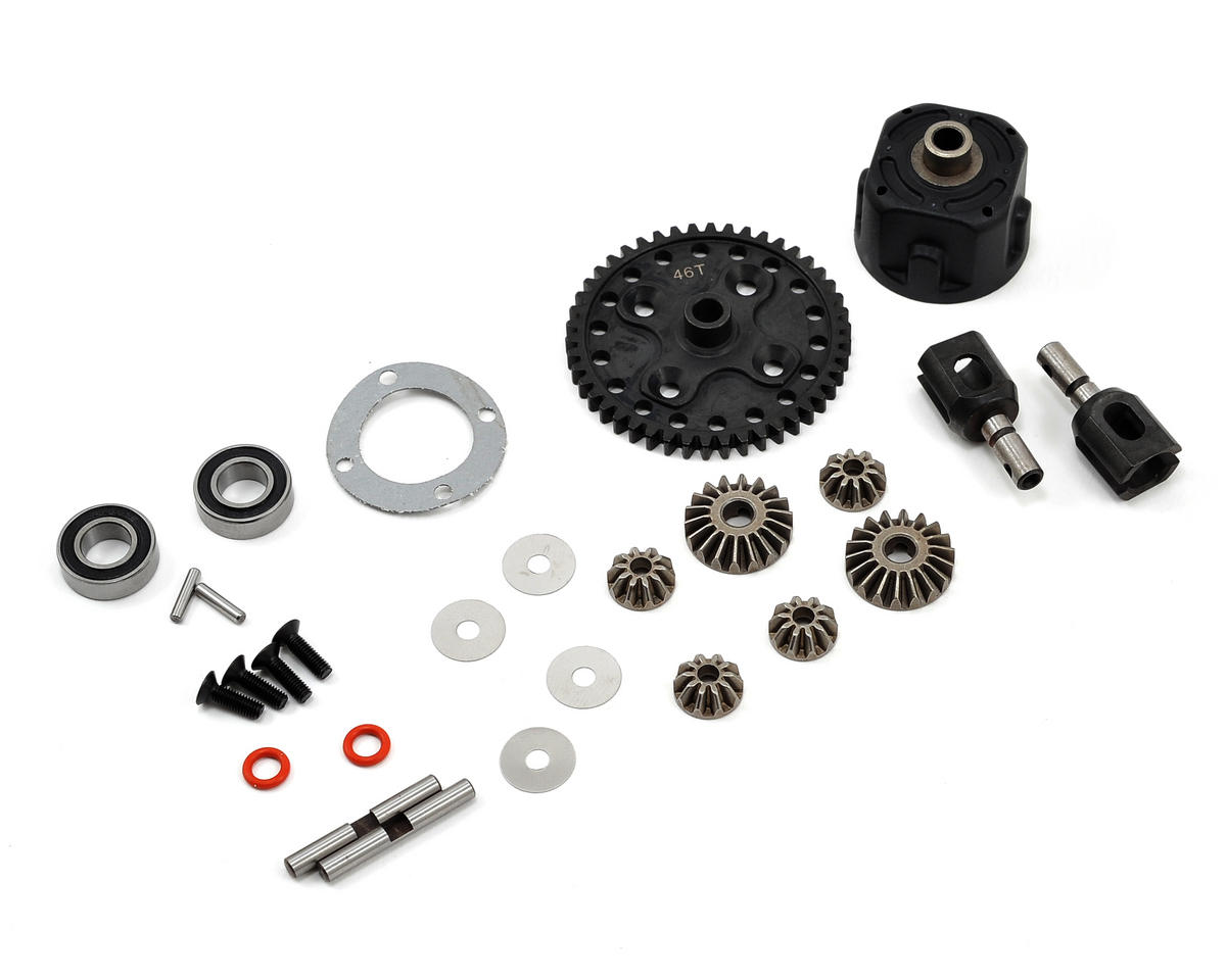 SWorkz Center Differential Set (46T)