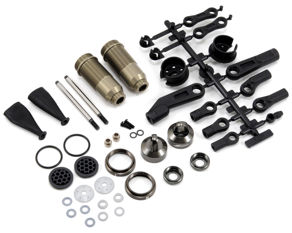 S350 EVO Series 2.0 Pro Front Shock Set (2) (2014) by SWorkz
