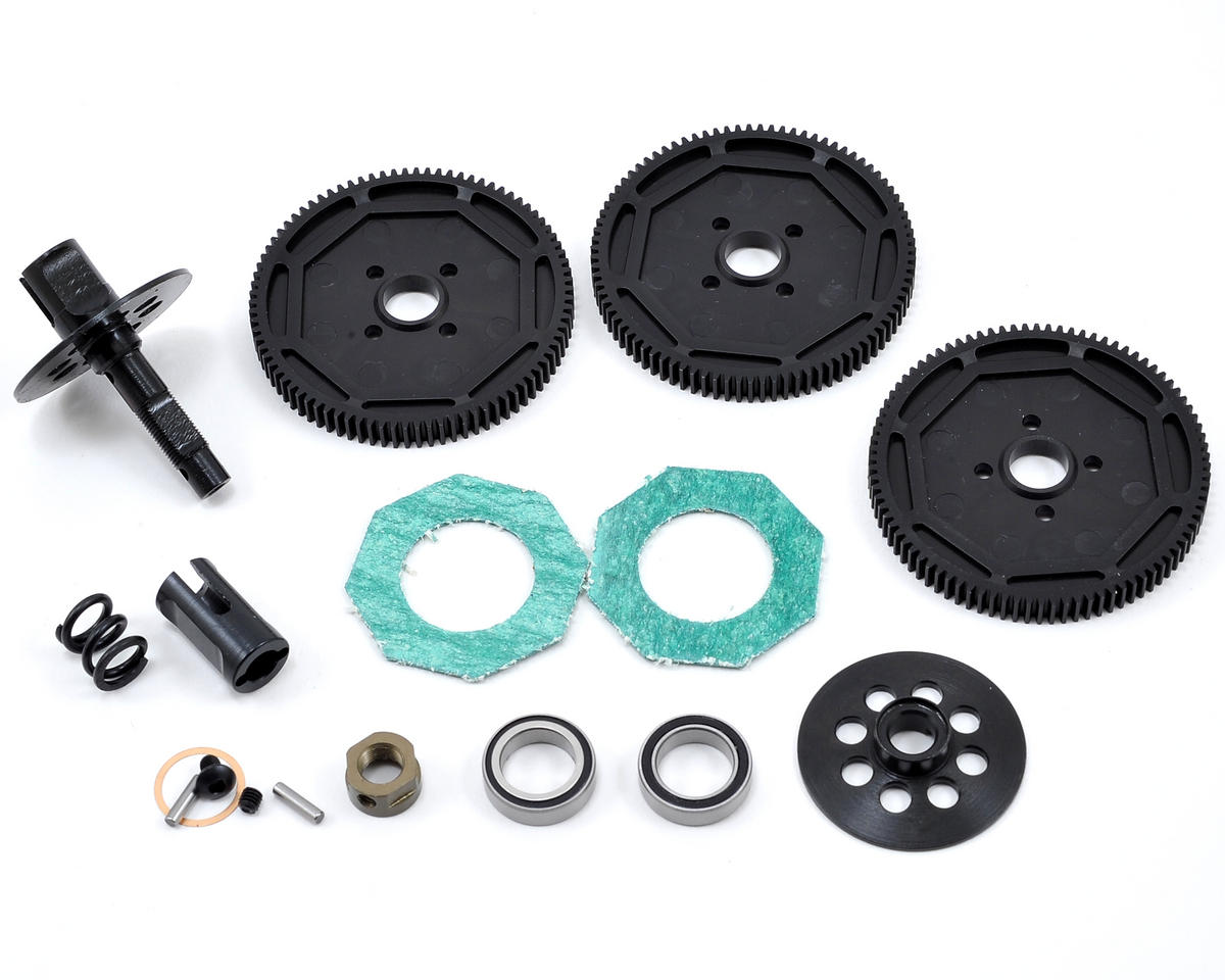 SWorkz S104 Series Center Slipper Clutch Set