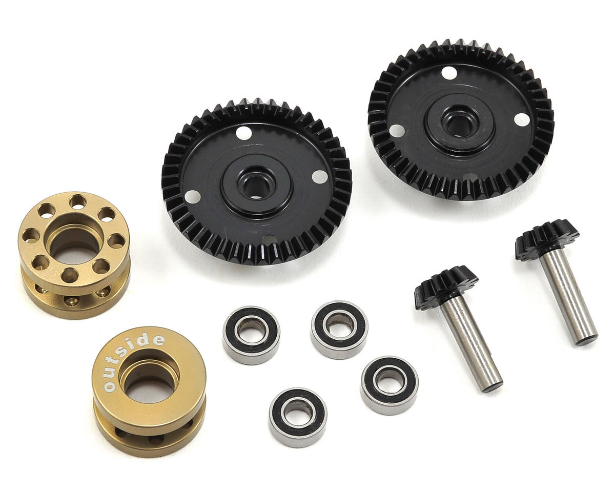 SWorkz S350 Series LDS Drive Gear Conversion Package (S-Workz BK1 EVO)
