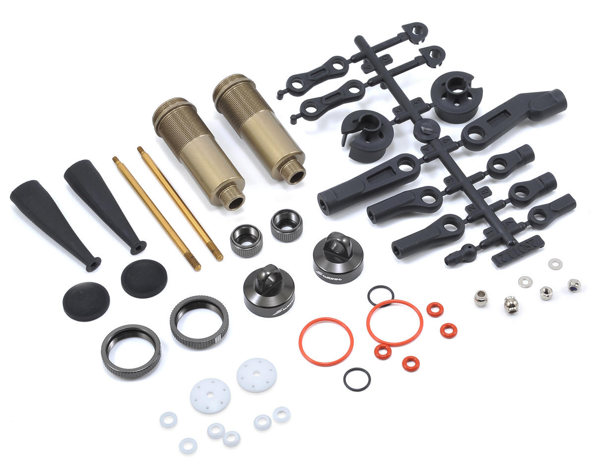 SWorkz S350T Series BBS Rear Pro Shock System Set (+5.6mm)