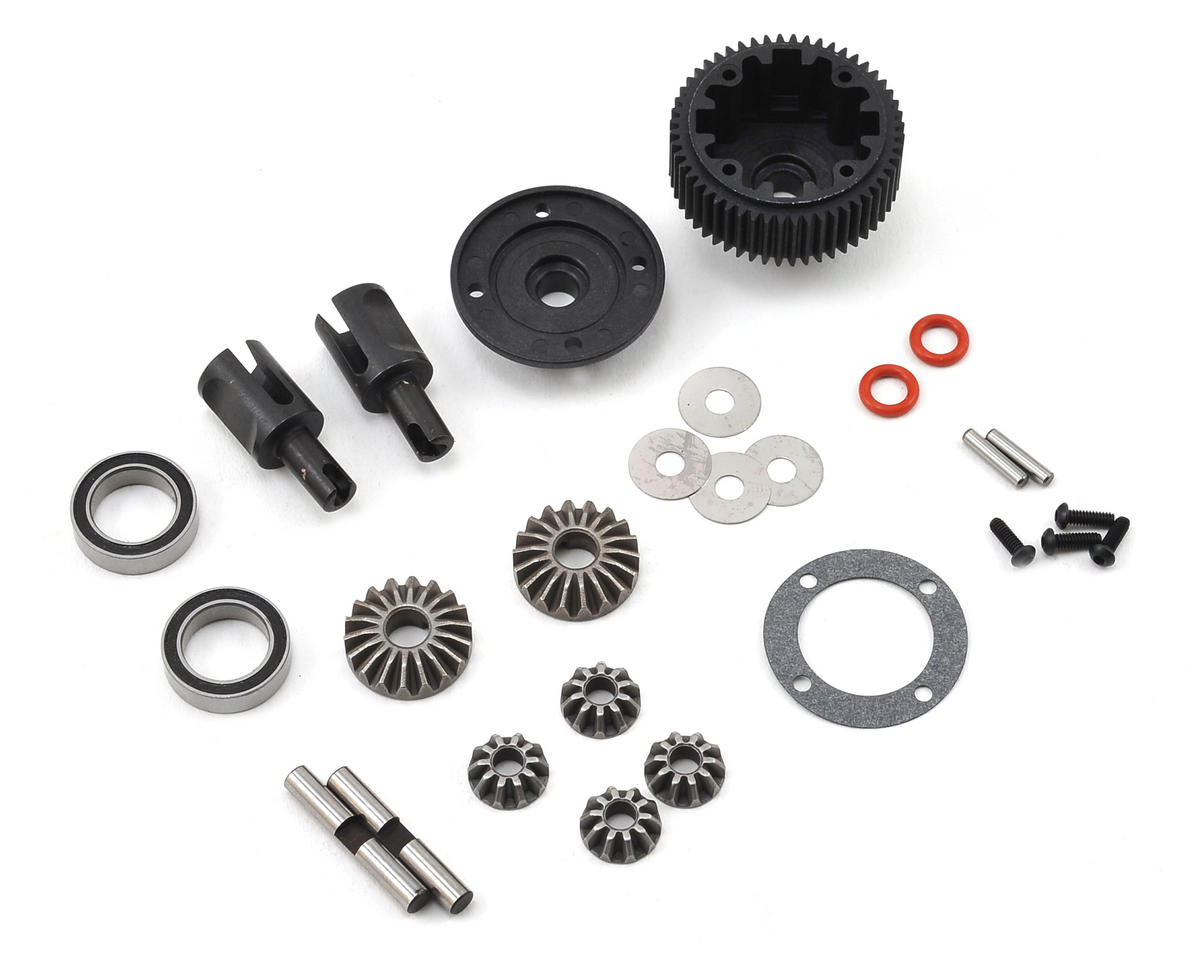 SWorkz S12-1M Series Gear Differential Set