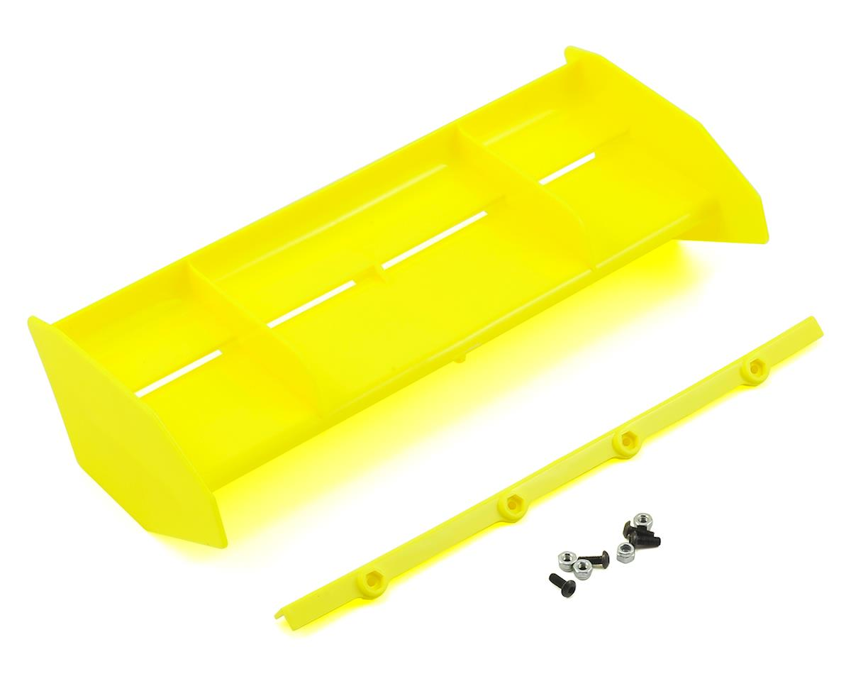 SWorkz 1/8 Off-Road Formula Race Buggy Wing w/Gurney Option (Yellow)