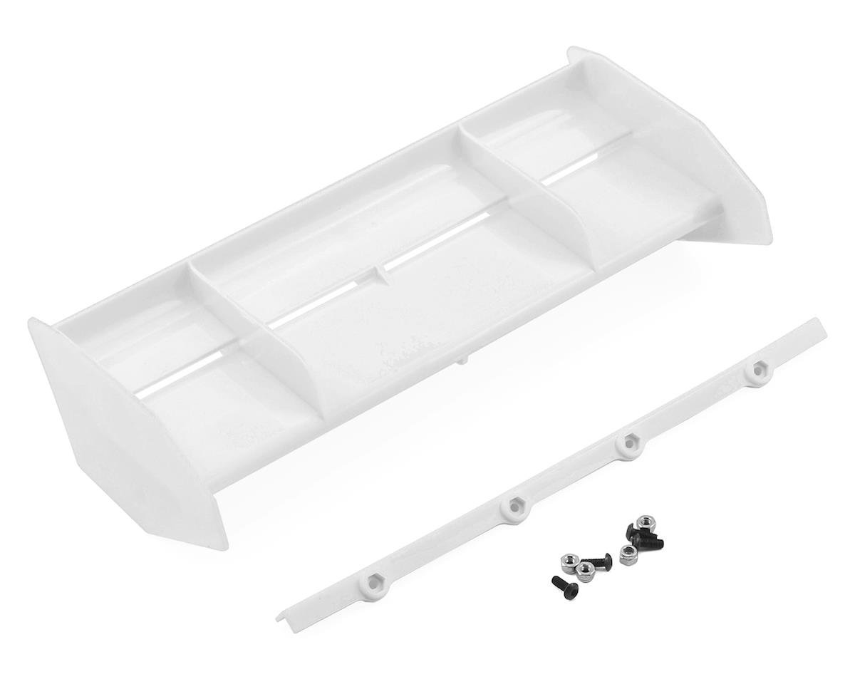 SWorkz 1/8 Off-Road Formula Race Buggy Wing w/Gurney Option (White) (S-Workz S35-3E)
