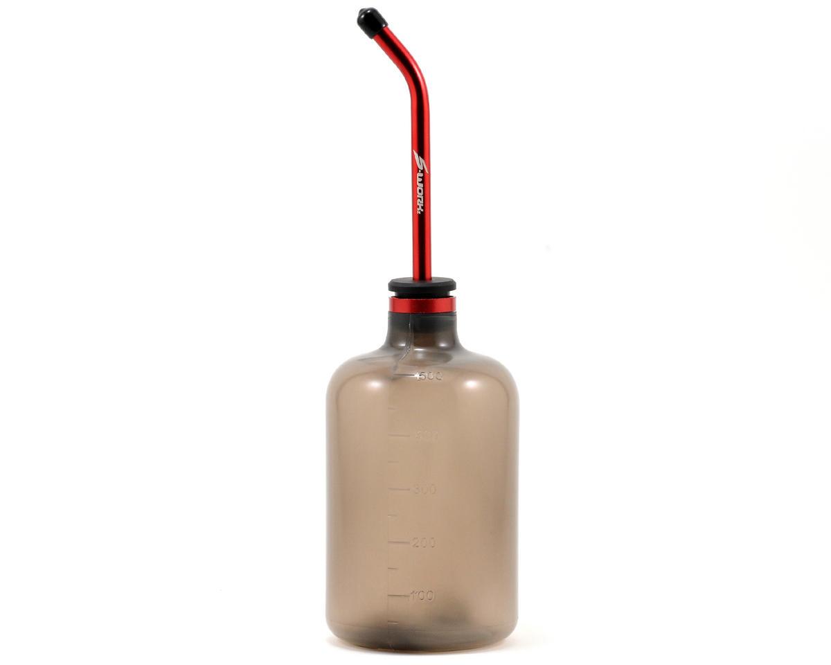 Fuel Bottle w/Cap Holder (500cc)