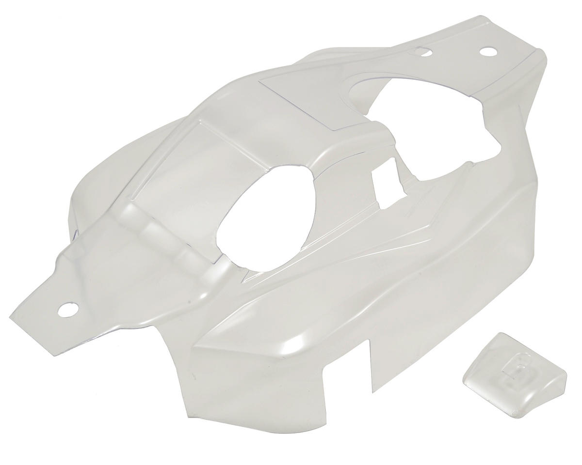 SWorkz BX1 Eagle S80 Body (Clear) (Pre Cut)