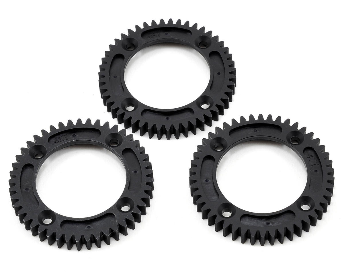 Spur Gear Set (45T/46T/47T) by SWorkz