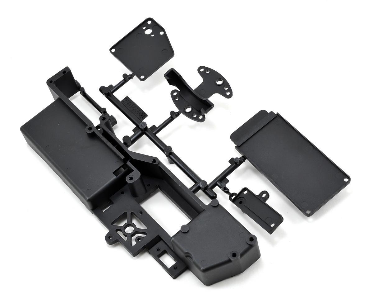 SWorkz Power Steering Radio Tray Set