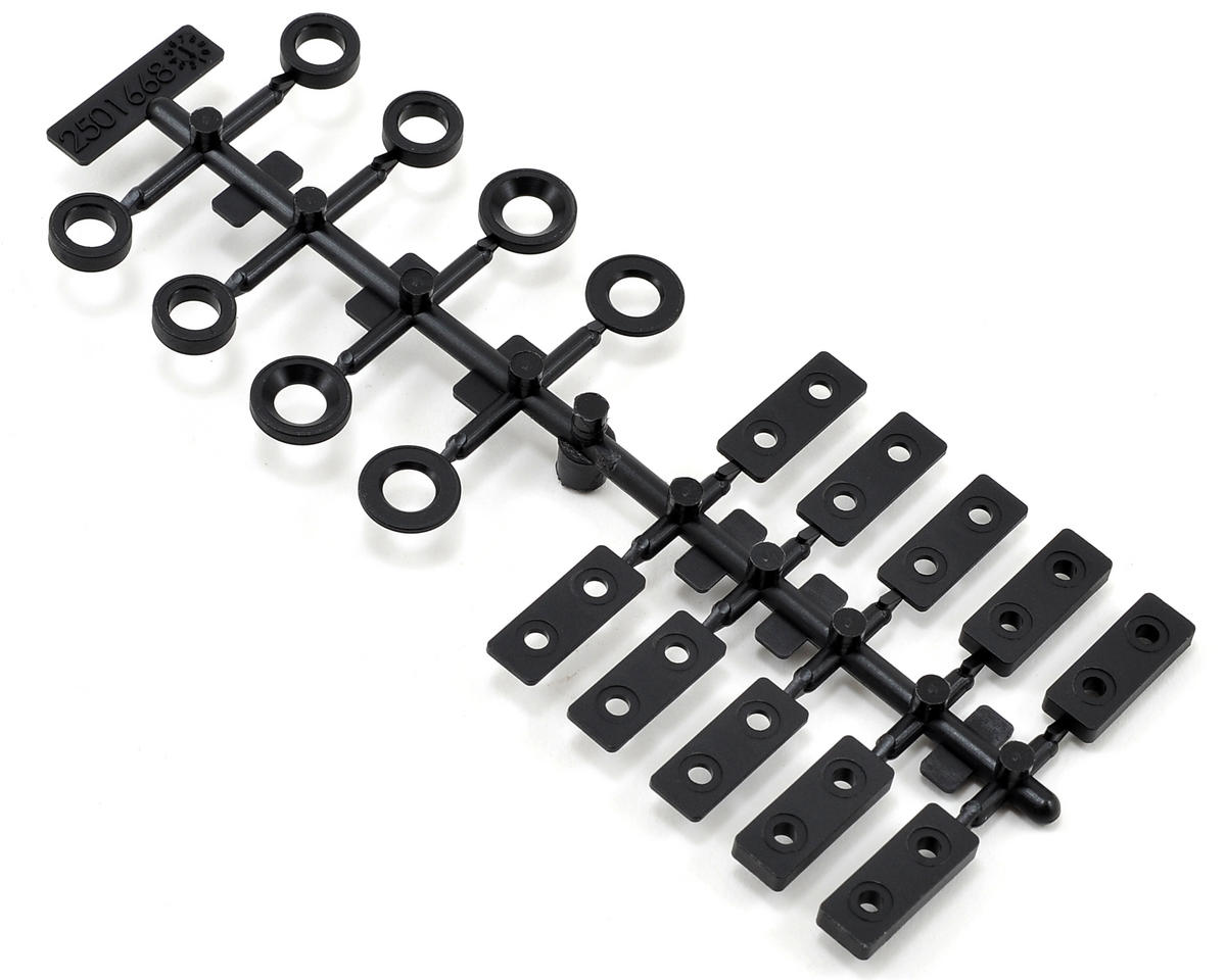 SWorkz Plastic Servo Holder Set