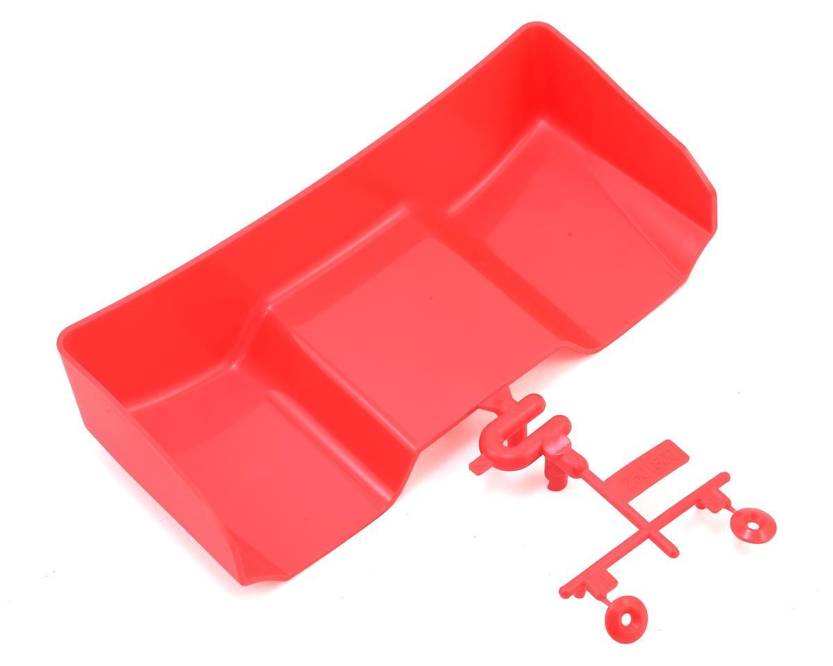 SWorkz S-Workz S104 Rear Plastic Wing Set (No Holes) (Pink)