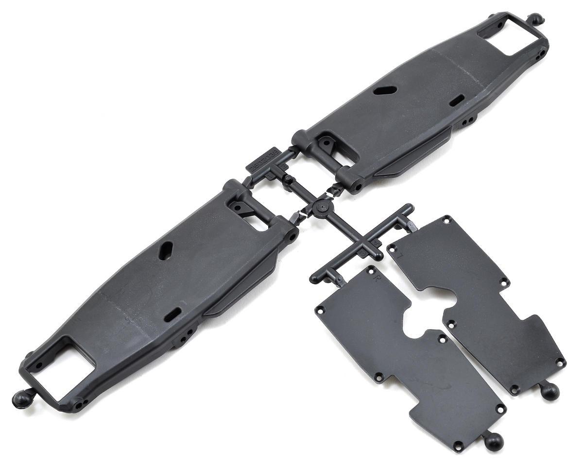 SWorkz S350T Rear Lower Arm Set