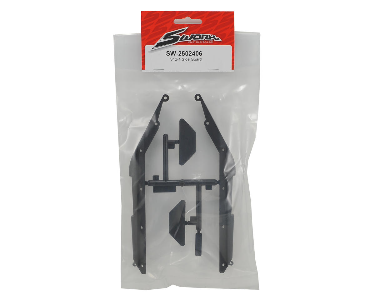 SWorkz Side Guard Set