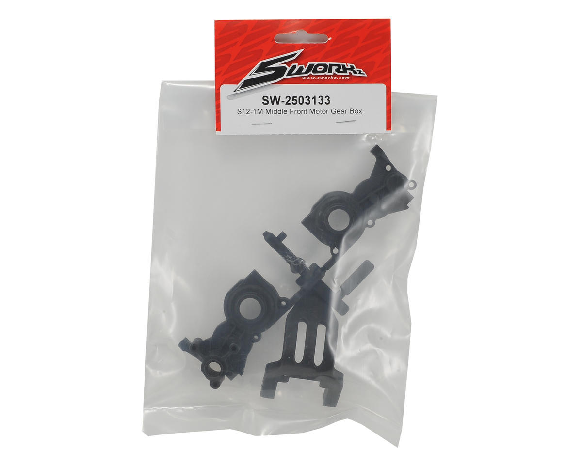 SWorkz Middle Front Motor Gear Box