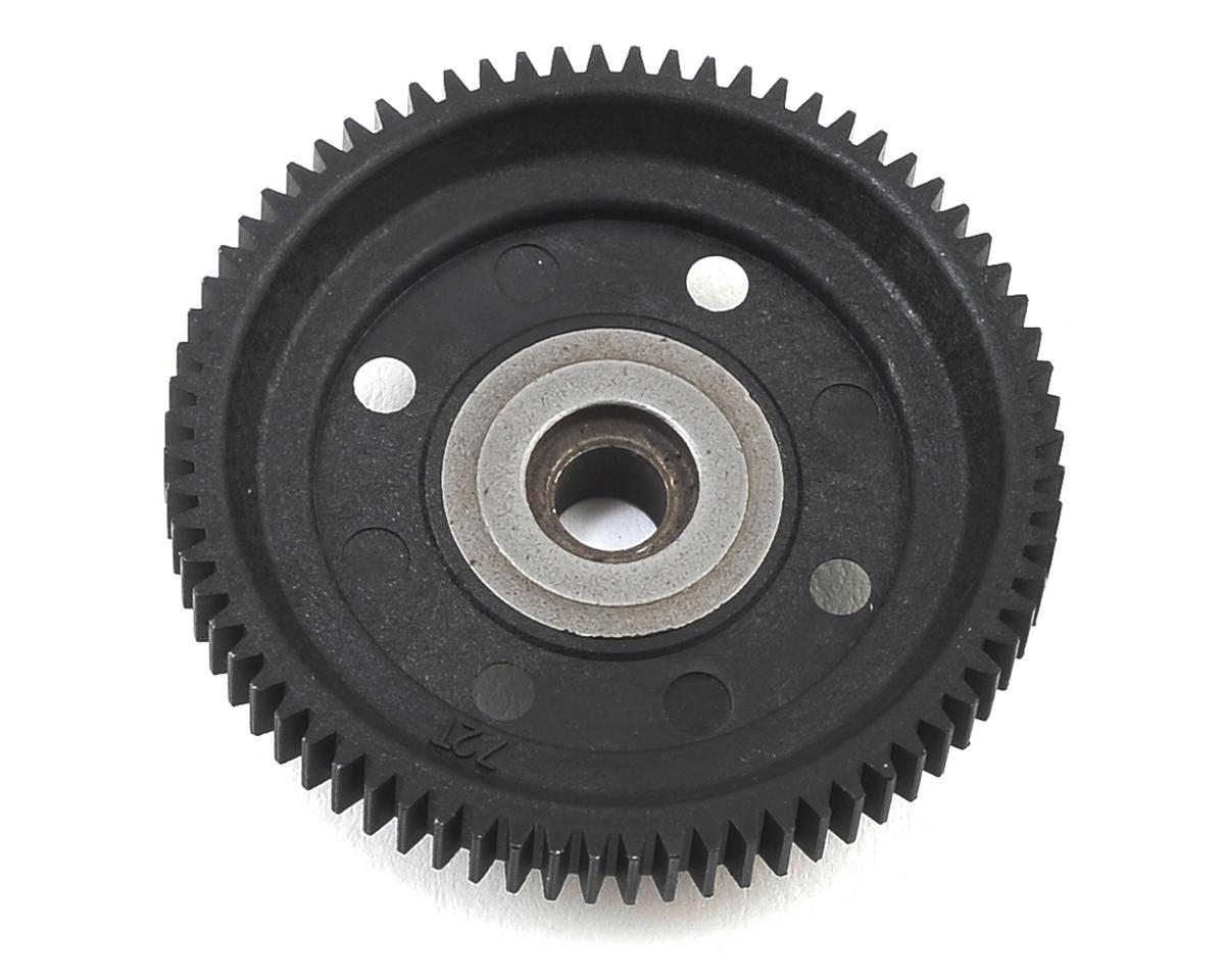 S104 EVO Center Gear Diff Spur Gear (72T) by SWorkz