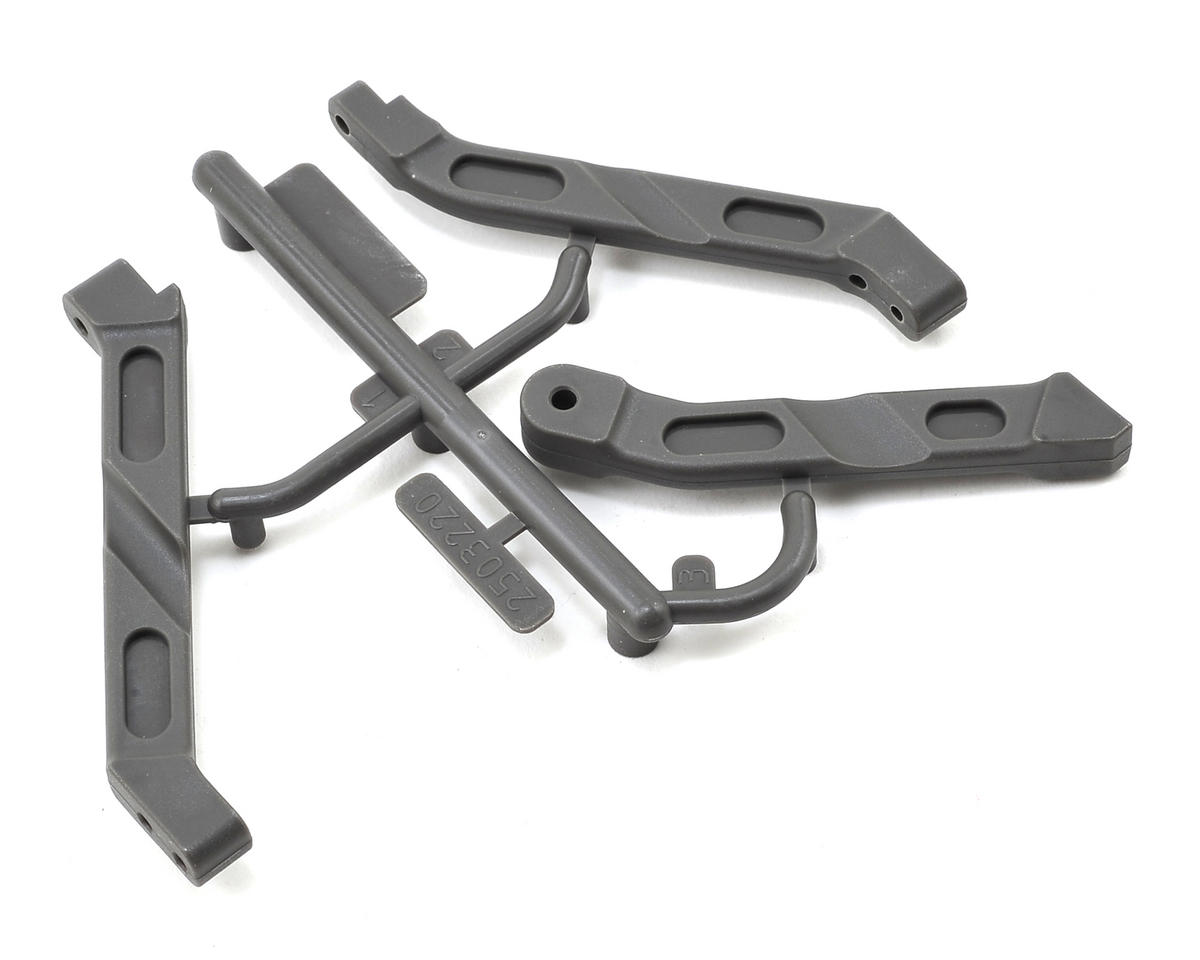 S35-2E Plastic Chassis Brace Set by SWorkz
