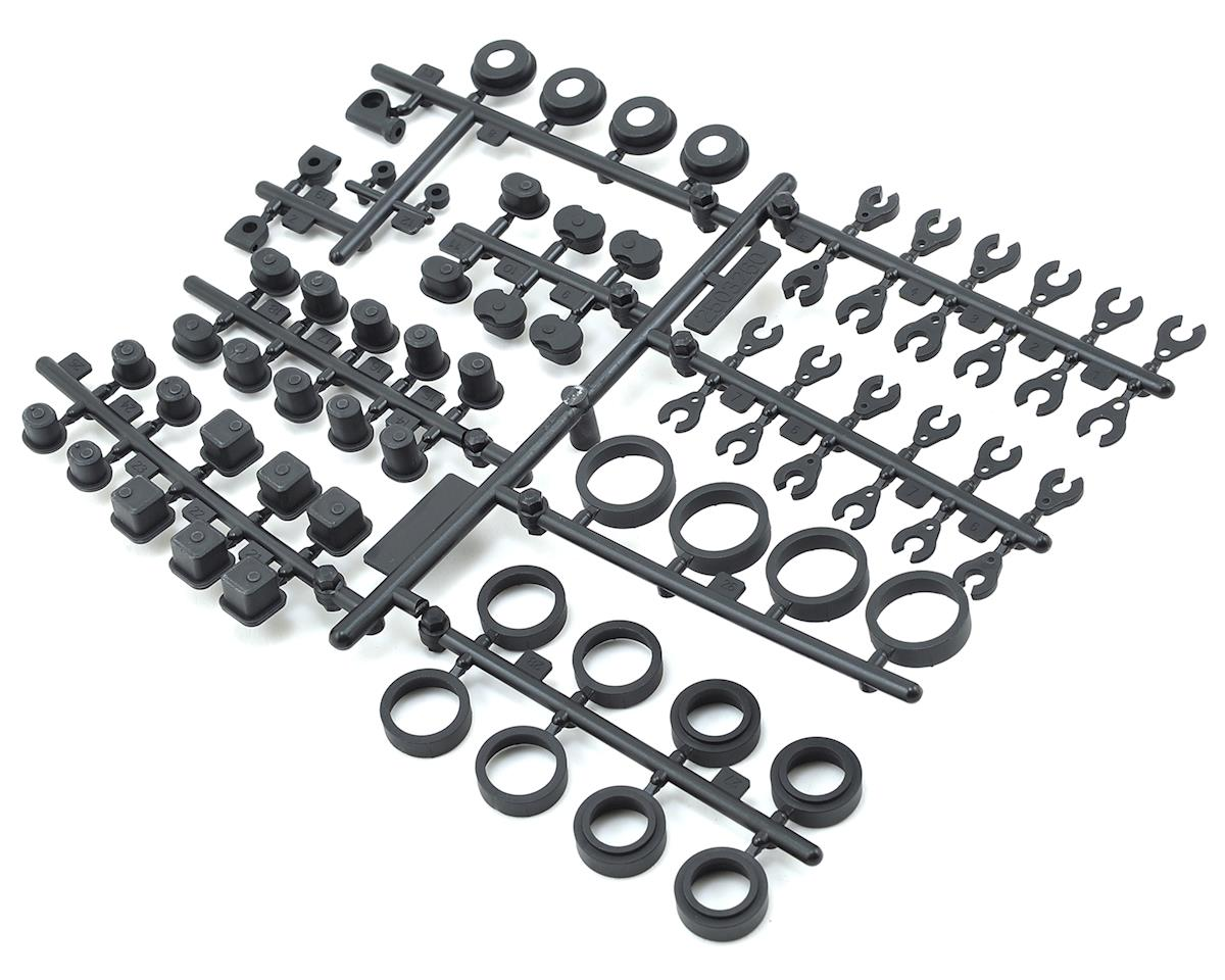 SWorkz S35-3 Series Plastic Inserts Set (Black)