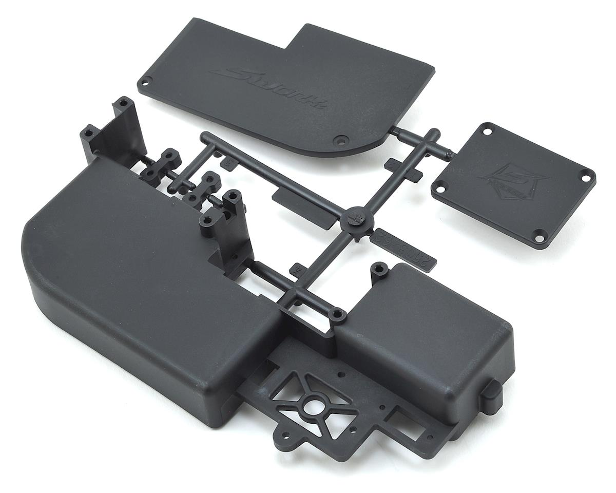 SWorkz S35-3 Nitro Buggy Radio Tray Set