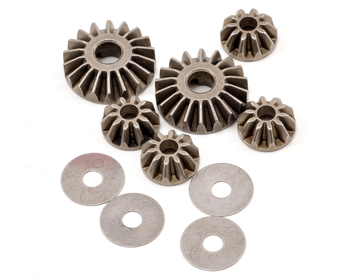 Differential Bevel Gear Set by SWorkz