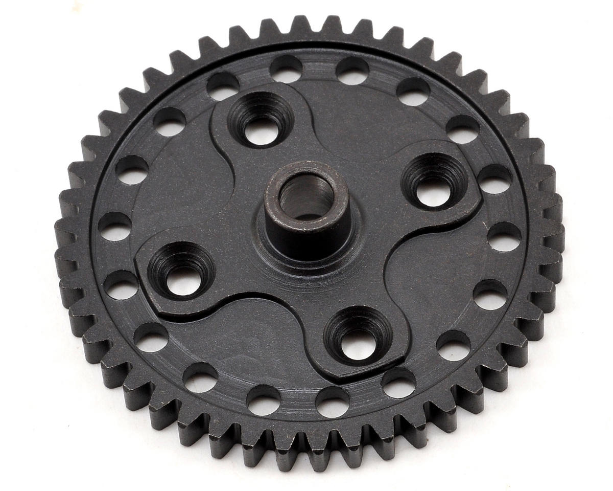 46T Spur Gear by SWorkz