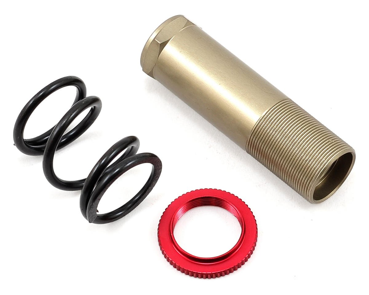 S350 EVO Hard Anodized Servo Saver Post Set by SWorkz