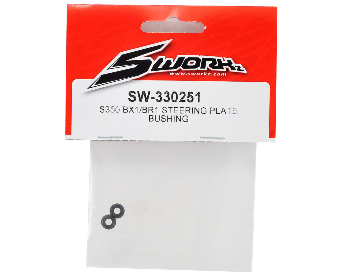 SWorkz Steering Plate Bushing Set (2)