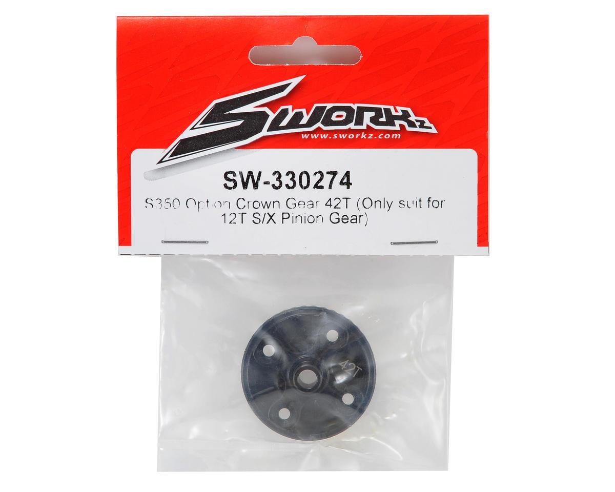 SWorkz 42T Crown Gear