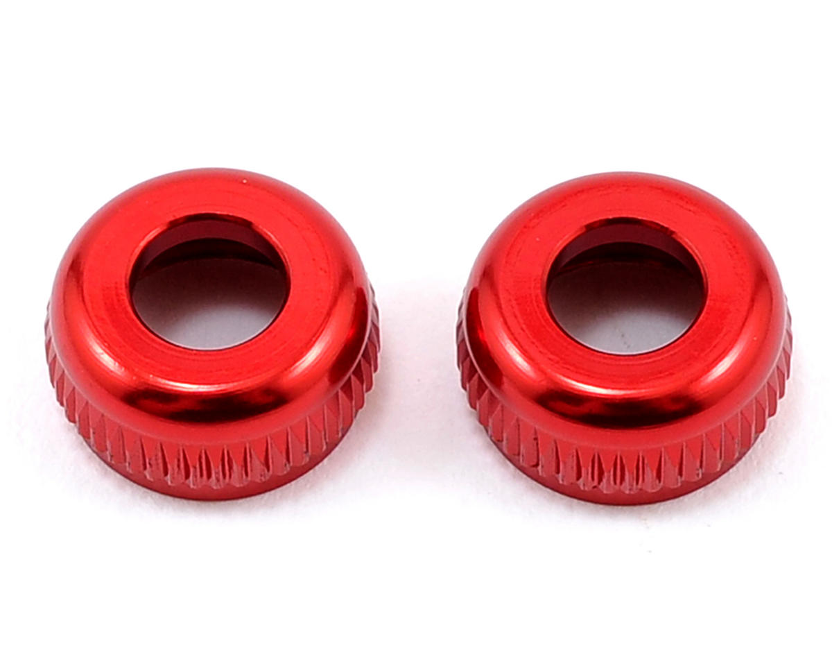 S104 Aluminum Shock Seal Cover (2) by SWorkz