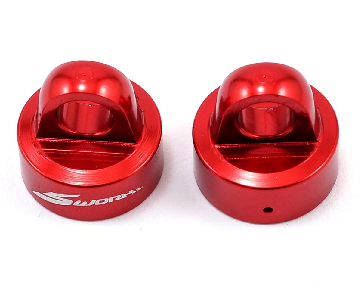 SWorkz S104 Aluminum Shock Cap (2)