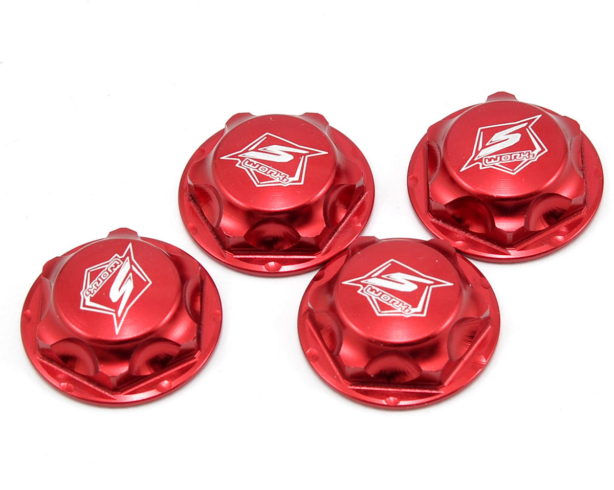 SWorkz Pro Wheel Nuts (4)
